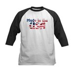 Made in the USA Kids Baseball Jersey