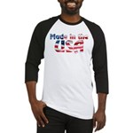 Made in the USA Baseball Jersey