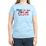 Made in the USA Women's Light T-Shirt