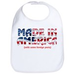 Made In America (with some fo Bib
