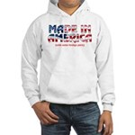 Made In America (with some fo Hooded Sweatshirt
