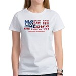 Made In America (with some fo Women's T-Shirt