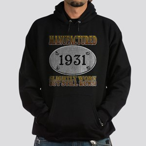 Manufactured 1931 Hoodie (dark)