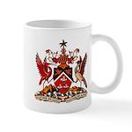 Trinidad & Tobago Coat of Arms Mug