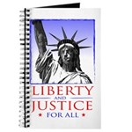 Liberty & Justice For All Journal