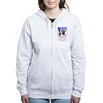 Liberty & Justice For All Women's Zip Hoodie