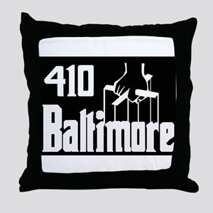 Tell Me When To Go.. -- T-SHI Throw Pillow