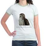 Hawk Jr. Ringer T-Shirt