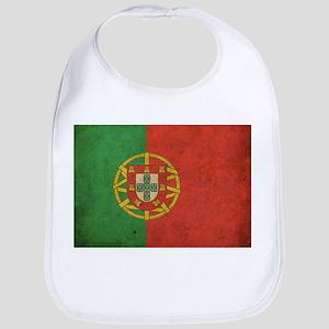 Vintage Portugal Flag Bib