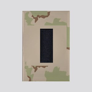 First Lieutenant Rectangle Magnet 3