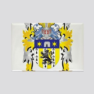 Redwood Family Crest - Coat of Arms Magnets