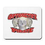 Optometry Pirate Mousepad