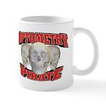 Optometry Pirate Mug