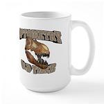 Optometry Old Timer Large Mug