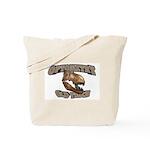 Optometry Old Timer Tote Bag