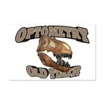 Optometry Old Timer Mini Poster Print