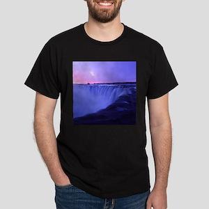Niagara Sunrise Black T-Shirt