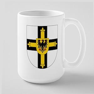 Teutonic Knights Large Mug