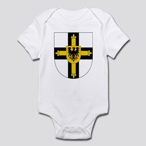 688f6e0d8 Crusader Shield Arms Of De Guiche Baby Clothes   Accessories - CafePress