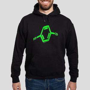Molecularshirts.com Paranoid Hoodie (dark)