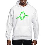 Molecularshirts.com Paranoid Hooded Sweatshirt