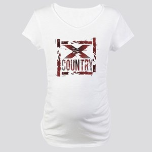 Cross Country Maternity T-Shirt