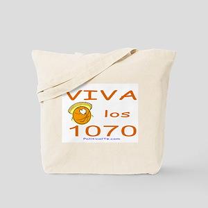 Viva los 1070 Tote Bag