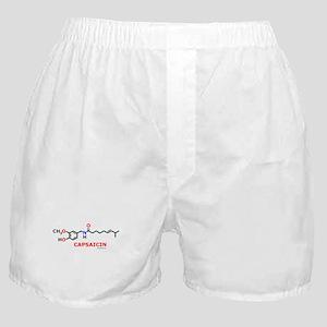 Molecularshirts.com Capsaicin Boxer Shorts