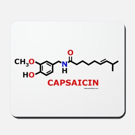 Molecularshirts.com Capsaicin Mousepad