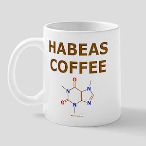 Molecularshirts.com Habeas Mug