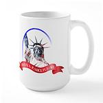 Statue of Liberty Large Mug
