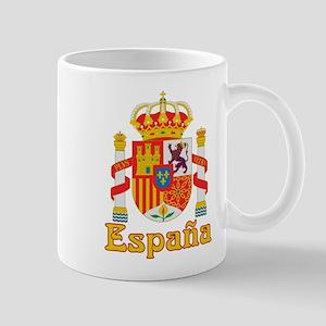 Spain Mug