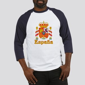 Spain Baseball Jersey