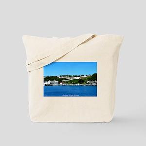 Mackinac Island, Michigan Tote Bag