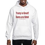 Mueller Report Reveals Hooded Sweatshirt