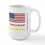 Mueller Report Reveals 15 oz Ceramic Large Mug