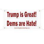 Mueller Report Reveals Banner