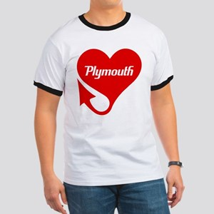 "Plymouth Heart - ""We'll Win You Over"" Ringer T"