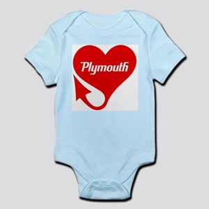 """Plymouth Heart - """"We'll Win You Over"""" Infant Bodys"""