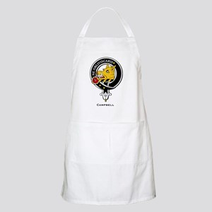 Campbell Clan Crest Badge BBQ Apron