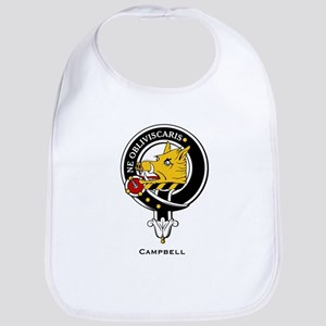 Campbell Clan Crest Badge Bib