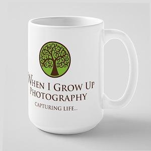 When I Grow Up Large Mug