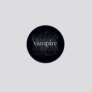 Vampire Gothic Mini Button