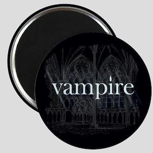 Vampire Gothic Magnet