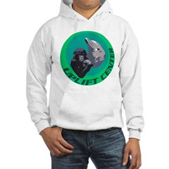 Earth Uplift Center Basic Hoodie
