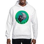Earth Uplift Center Basic Hooded Sweatshirt