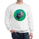 Earth Uplift Center Basic Sweatshirt