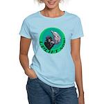 Earth Uplift Center Basic Women's Light T-Shirt