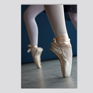 Double Pointe Postcards (Package of 8)