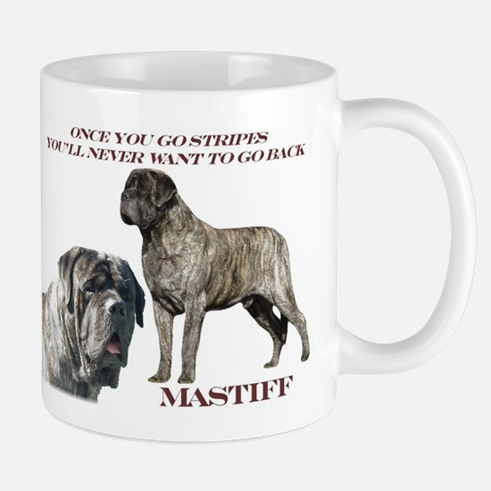 Mastiff Brindle Male Mug